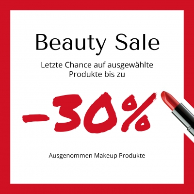 Beauty Sale Dekorative